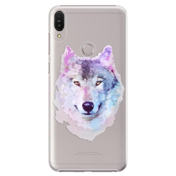 Plastové pouzdro iSaprio - Wolf 01 - Asus Zenfone Max Pro ZB602KL