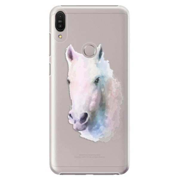Plastové pouzdro iSaprio - Horse 01 - Asus Zenfone Max Pro ZB602KL