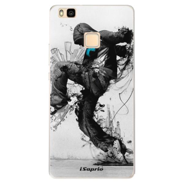 Silikonové pouzdro iSaprio - Dance 01 - Huawei Ascend P9 Lite