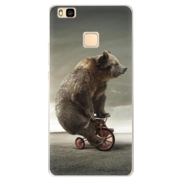 Silikonové pouzdro iSaprio - Bear 01 - Huawei Ascend P9 Lite