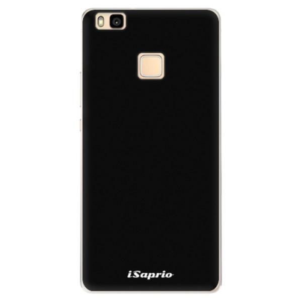 Silikonové pouzdro iSaprio - 4Pure - černý - Huawei Ascend P9 Lite
