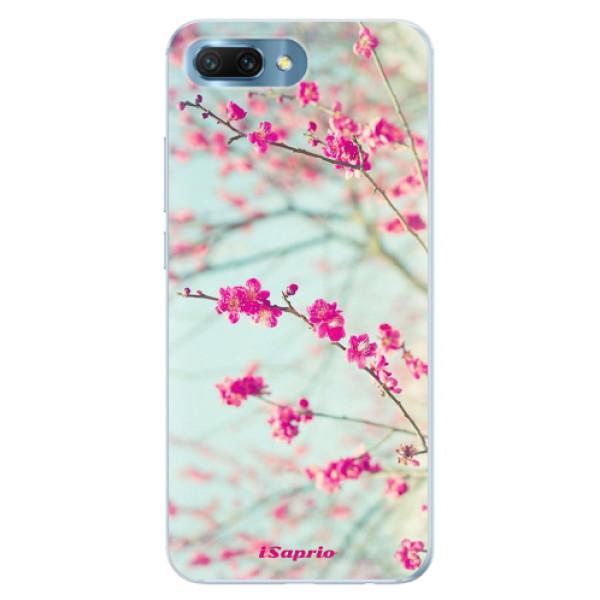 Silikonové pouzdro iSaprio - Blossom 01 - Huawei Honor 10