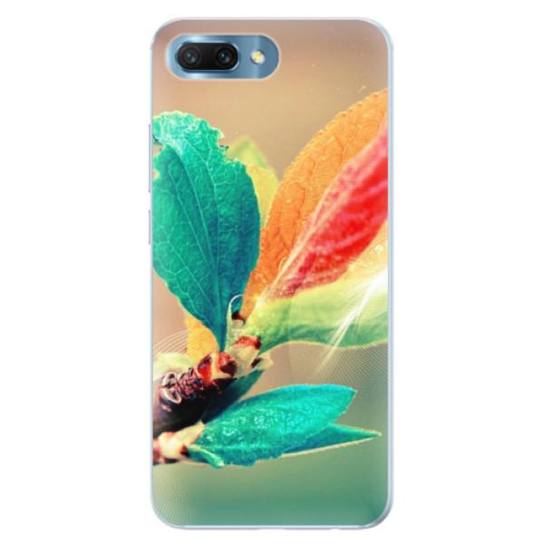 Silikonové pouzdro iSaprio - Autumn 02 - Huawei Honor 10