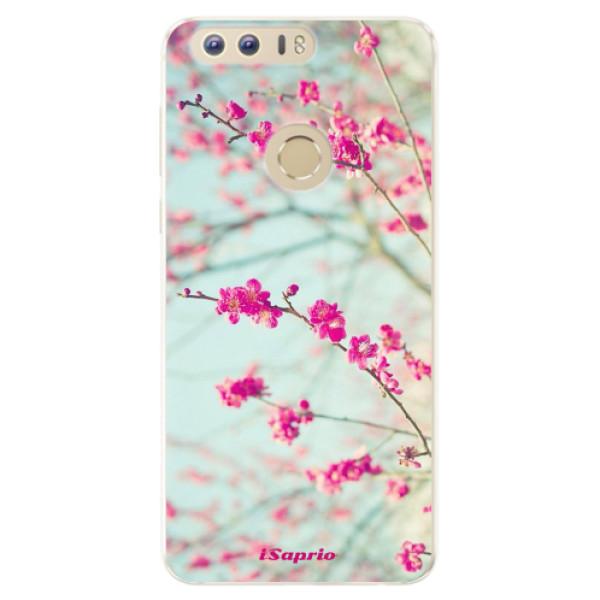 Silikonové pouzdro iSaprio - Blossom 01 - Huawei Honor 8