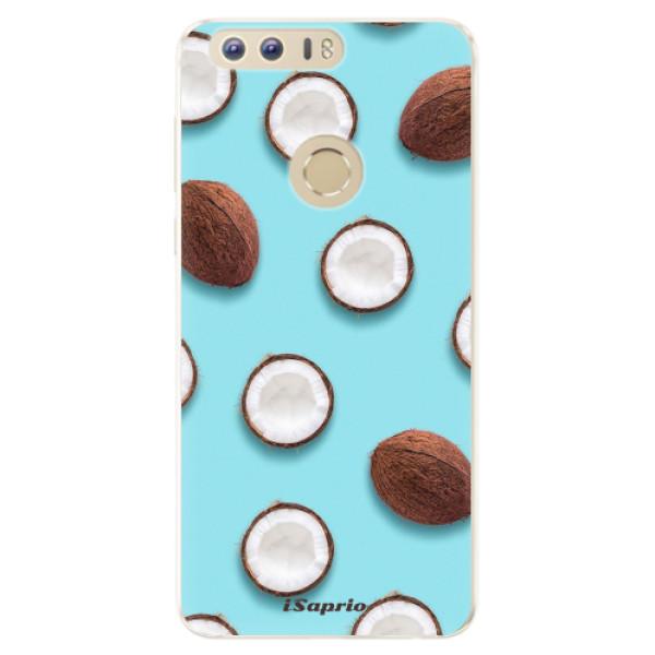 Silikonové pouzdro iSaprio - Coconut 01 - Huawei Honor 8