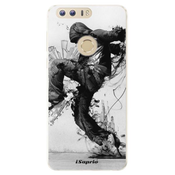 Silikonové pouzdro iSaprio - Dance 01 - Huawei Honor 8
