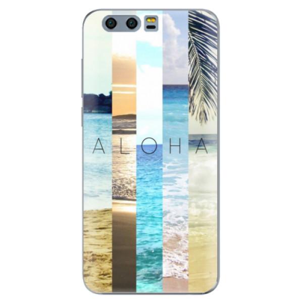 Silikonové pouzdro iSaprio - Aloha 02 - Huawei Honor 9