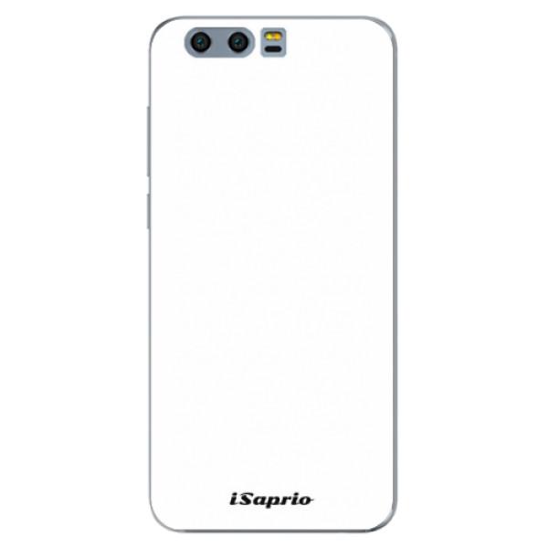 Levně Silikonové pouzdro iSaprio - 4Pure - bílý - Huawei Honor 9