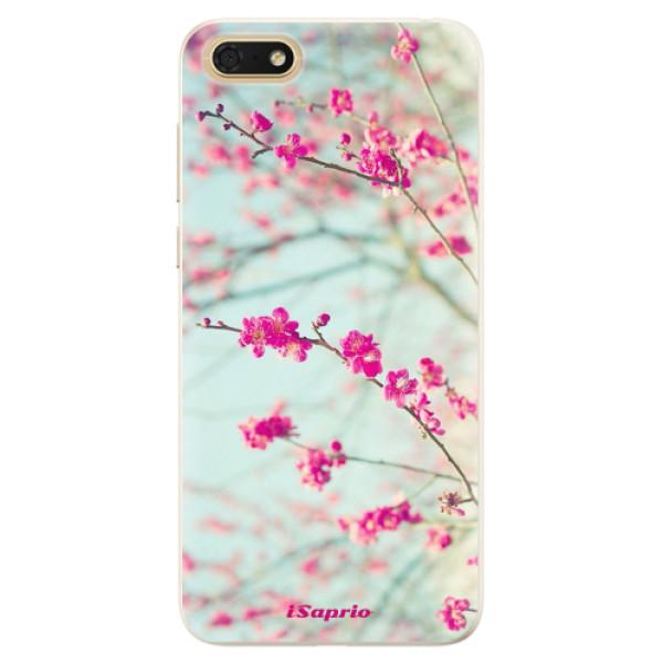 Silikonové pouzdro iSaprio - Blossom 01 - Huawei Honor 7S