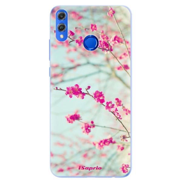 Silikonové pouzdro iSaprio - Blossom 01 - Huawei Honor 8X