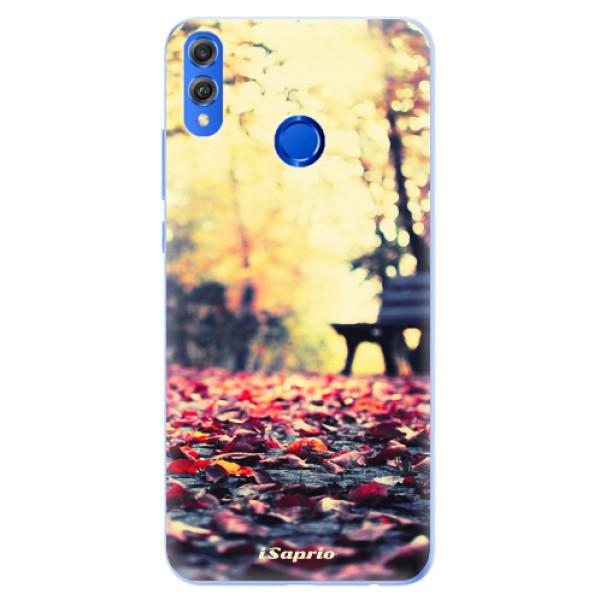 Silikonové pouzdro iSaprio - Bench 01 - Huawei Honor 8X