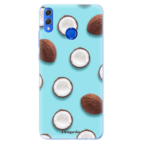 Silikonové pouzdro iSaprio - Coconut 01 - Huawei Honor 8X