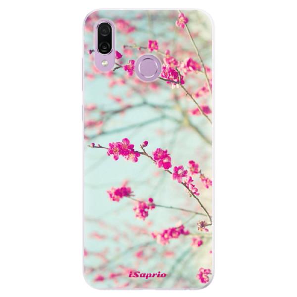 Silikonové pouzdro iSaprio - Blossom 01 - Huawei Honor Play