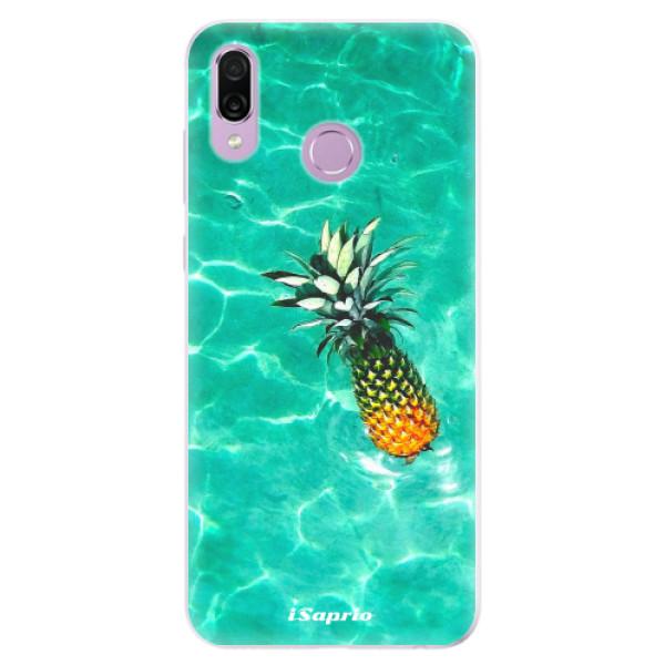 Silikonové pouzdro iSaprio - Pineapple 10 - Huawei Honor Play