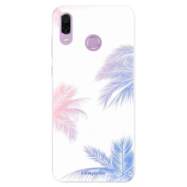 Silikonové pouzdro iSaprio - Digital Palms 10 - Huawei Honor Play