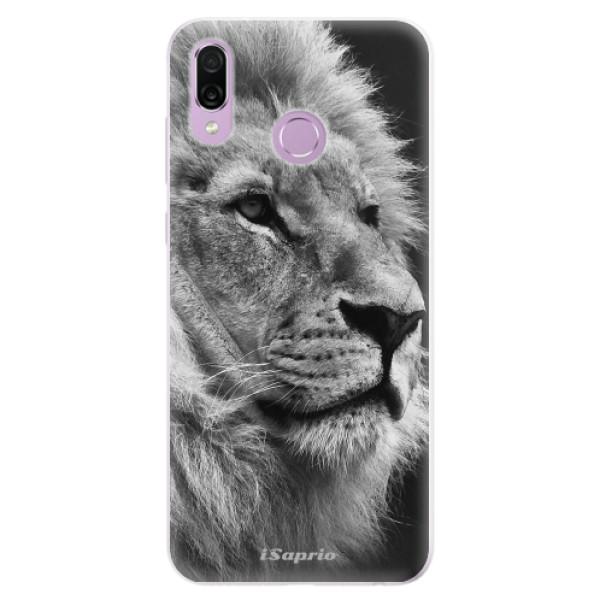 Silikonové pouzdro iSaprio - Lion 10 - Huawei Honor Play