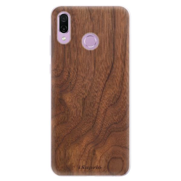 Silikonové pouzdro iSaprio - Wood 10 - Huawei Honor Play