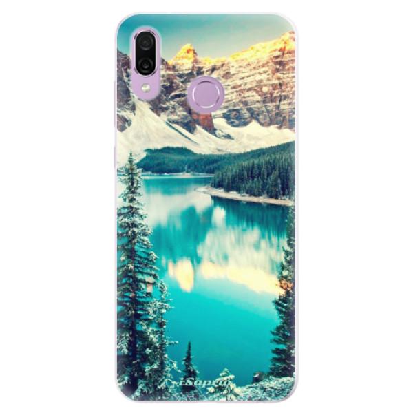Silikonové pouzdro iSaprio - Mountains 10 - Huawei Honor Play
