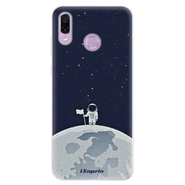 Silikonové pouzdro iSaprio - On The Moon 10 - Huawei Honor Play