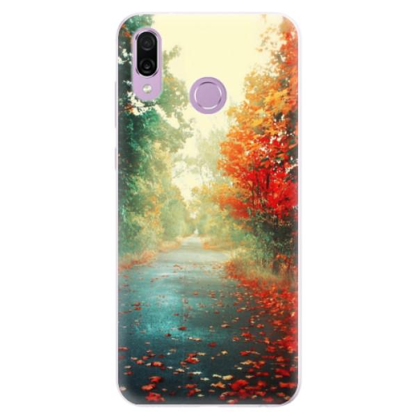 Silikonové pouzdro iSaprio - Autumn 03 - Huawei Honor Play