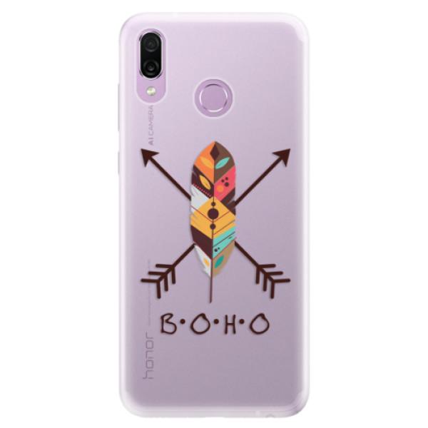 Silikonové pouzdro iSaprio - BOHO - Huawei Honor Play