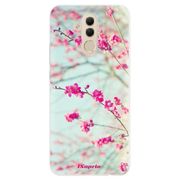 Silikonové pouzdro iSaprio - Blossom 01 - Huawei Mate 20 Lite