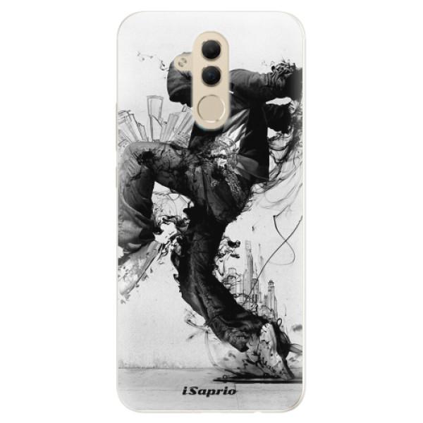 Silikonové pouzdro iSaprio - Dance 01 - Huawei Mate 20 Lite