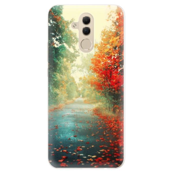 Silikonové pouzdro iSaprio - Autumn 03 - Huawei Mate 20 Lite