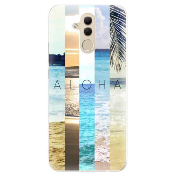 Silikonové pouzdro iSaprio - Aloha 02 - Huawei Mate 20 Lite