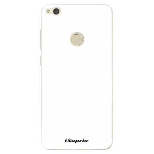 Silikonové pouzdro iSaprio - 4Pure - bílý - Huawei P9 Lite 2017