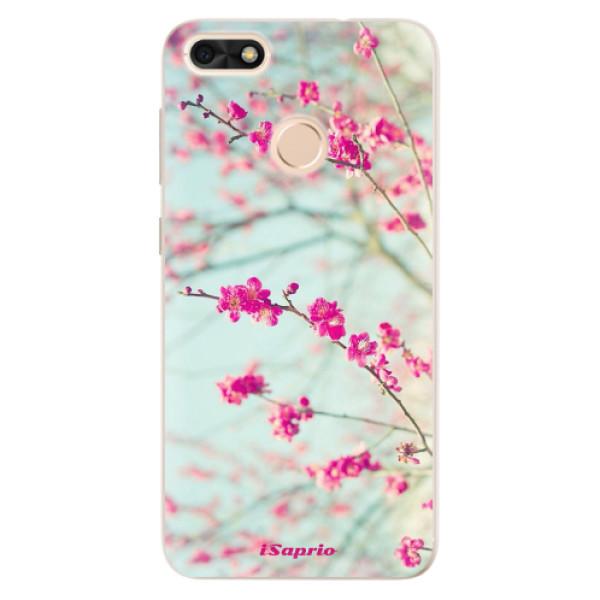 Silikonové pouzdro iSaprio - Blossom 01 - Huawei P9 Lite Mini