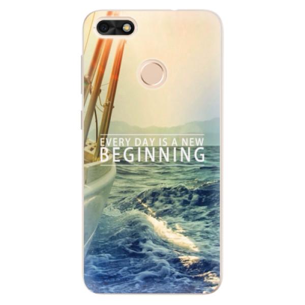 Silikonové pouzdro iSaprio - Beginning - Huawei P9 Lite Mini