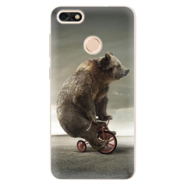 Silikonové pouzdro iSaprio - Bear 01 - Huawei P9 Lite Mini