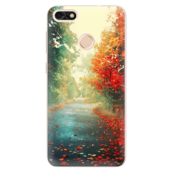 Silikonové pouzdro iSaprio - Autumn 03 - Huawei P9 Lite Mini