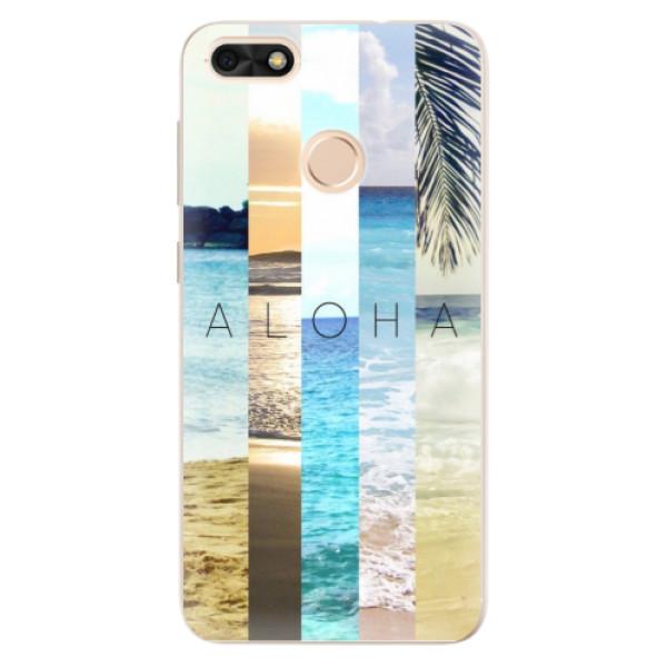 Silikonové pouzdro iSaprio - Aloha 02 - Huawei P9 Lite Mini