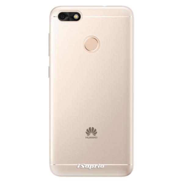 Silikonové pouzdro iSaprio - 4Pure - mléčný bez potisku - Huawei P9 Lite Mini