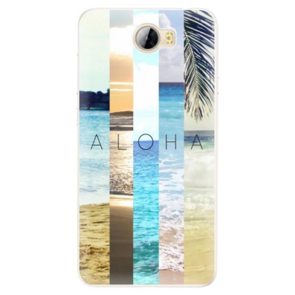 Silikonové pouzdro iSaprio - Aloha 02 - Huawei Y5 II / Y6 II Compact