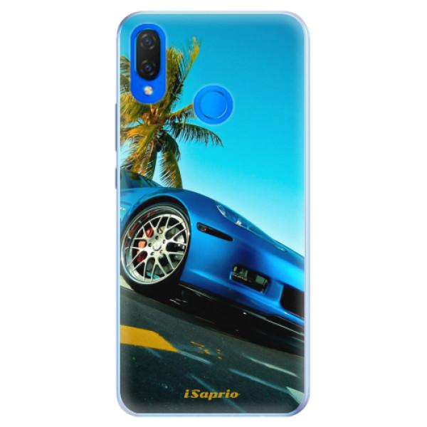 Silikonové pouzdro iSaprio - Car 10 - Huawei Nova 3i