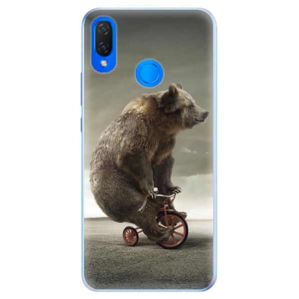 Silikonové pouzdro iSaprio - Bear 01 - Huawei Nova 3i