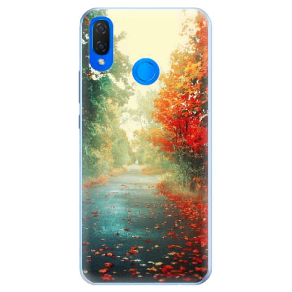 Silikonové pouzdro iSaprio - Autumn 03 - Huawei Nova 3i