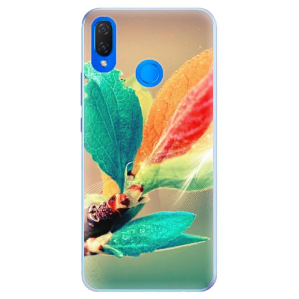 Silikonové pouzdro iSaprio - Autumn 02 - Huawei Nova 3i
