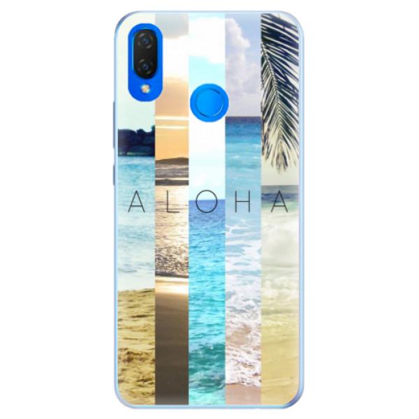 Silikonové pouzdro iSaprio - Aloha 02 - Huawei Nova 3i