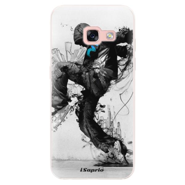 Silikonové pouzdro iSaprio - Dance 01 - Samsung Galaxy A3 2017