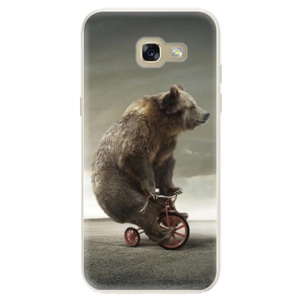 Silikonové pouzdro iSaprio - Bear 01 - Samsung Galaxy A5 2017