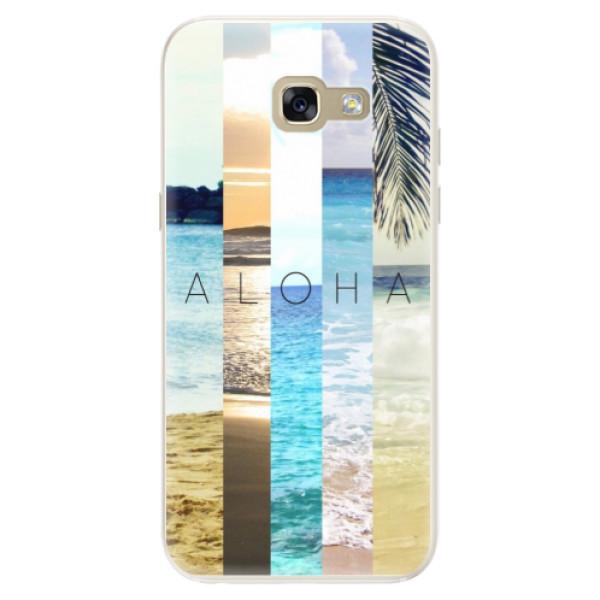 Silikonové pouzdro iSaprio - Aloha 02 - Samsung Galaxy A5 2017