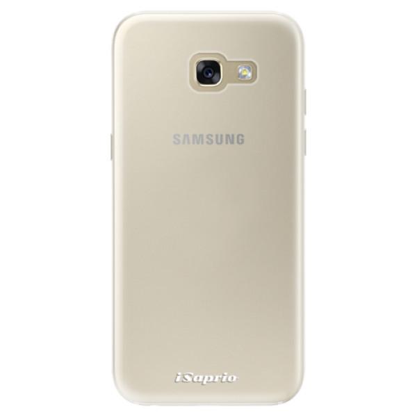 Silikonové pouzdro iSaprio - 4Pure - mléčný bez potisku - Samsung Galaxy A5 2017