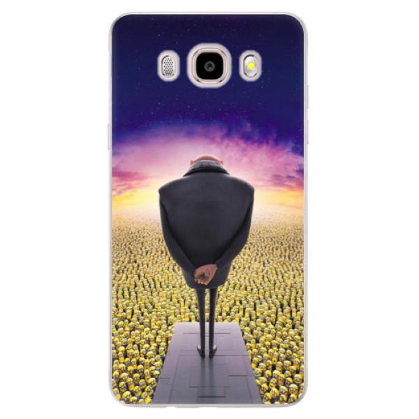Silikonové pouzdro iSaprio - Gru - Samsung Galaxy J5 2016