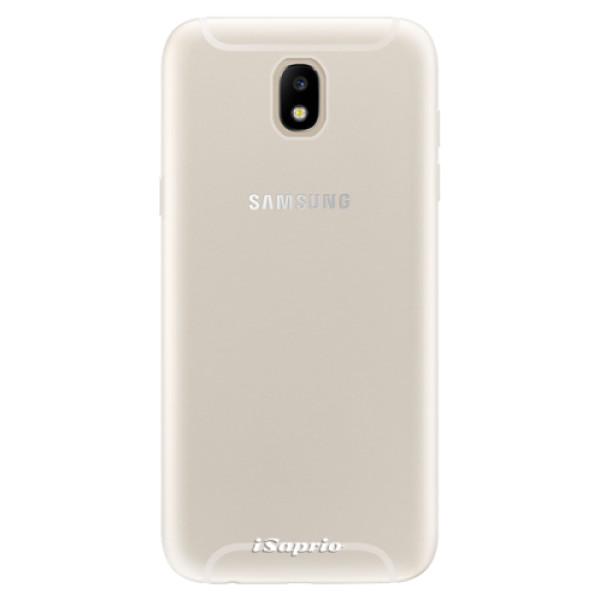 Silikonové pouzdro iSaprio - 4Pure - mléčný bez potisku - Samsung Galaxy J5 2017