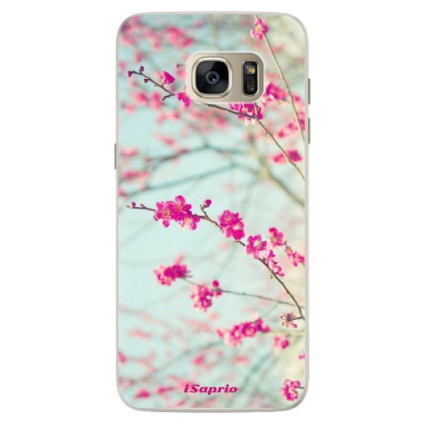 Silikonové pouzdro iSaprio - Blossom 01 - Samsung Galaxy S7