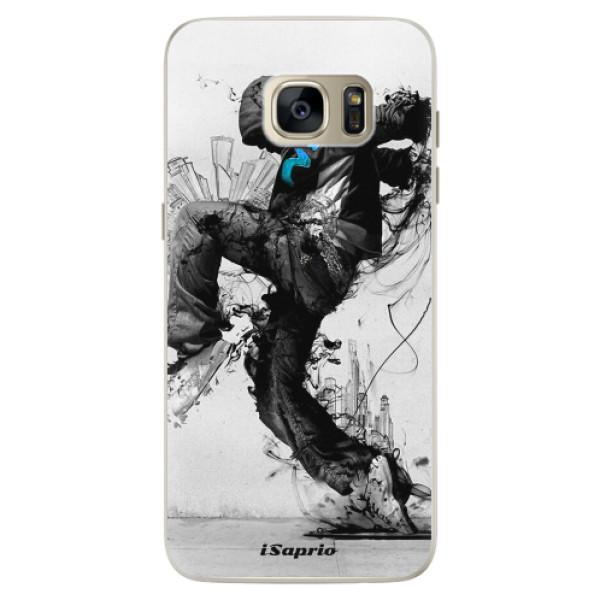 Silikonové pouzdro iSaprio - Dance 01 - Samsung Galaxy S7